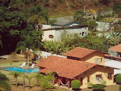 Photo for BEAUTIFUL COUNTRY HOUSE WITH LOTS OF PEACE, SOSSEGO, LEISURE AND VERY COMFORTABLE.