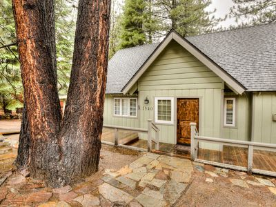 Photo for Rustic Mountain Enchantment - Close to Golf, Fireplace