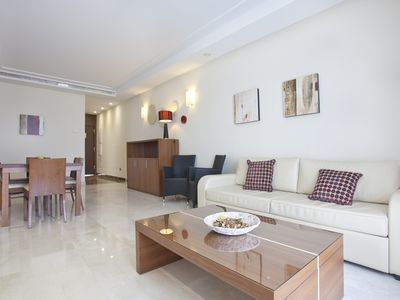 Photo for Frontline Apartment in Costa del Sol.Wifi and parking