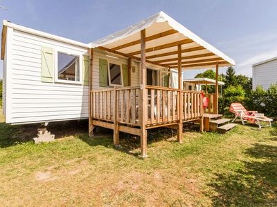 Photo for Camping Le Petit Trianon **** - Mobil Home 3 Rooms 5 People Confort