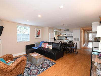 """Photo for 2 Blocks from the Beach!! """"Sugar Shack"""" is Beautiful & Updated, Dog Friendly!"""