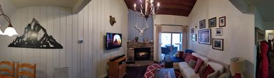 Photo for Updated Condo in Chamonix Complex, Walk to Canyon Lodge
