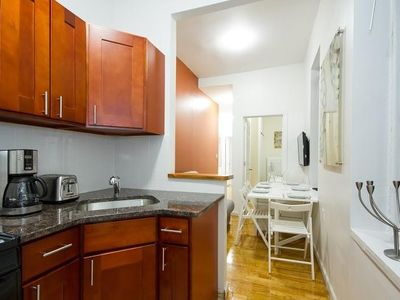 Photo for Apartment 468 m from the center of New York with Internet, Air conditioning (637209)