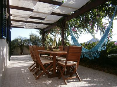 Photo for House well located with 3 bedrooms on the beautiful island of Porto Santo.