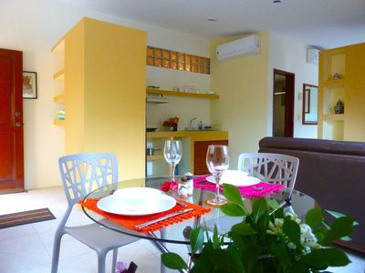 Photo for New Listing! Modern Apartment located 5 min from the beach