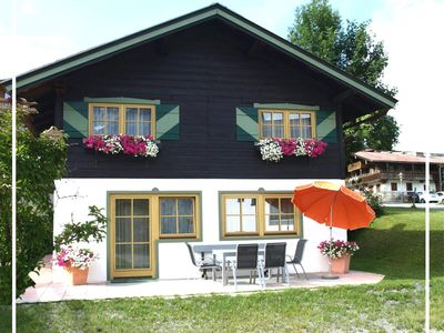 Photo for Alpine Chalet Heuberger - CHALET with 3 sep. Bedroom / 2 bathrooms / sep. WC