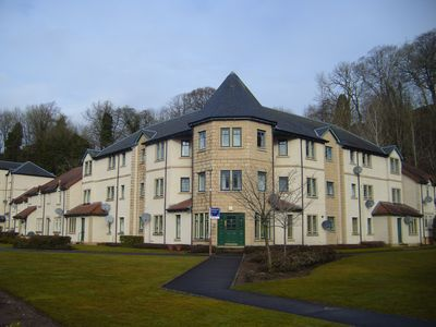 Photo for 2 Bedroom Top Floor Flat Within 30 Mins Of Edinburgh With Great Transport Links