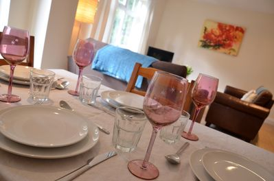 Fully equipped with everything you need for a self catering holiday