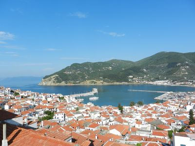 Photo for 2BR House Vacation Rental in Skopelos