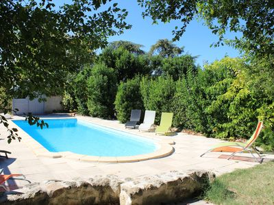Photo for 7 AIR CONDITIONED GITES IN PROVENCAL DROME