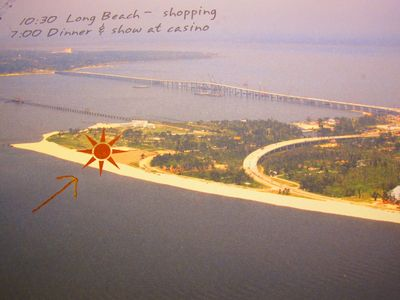 Condo Location Directly on Beach @ Henderson Point