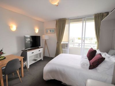Photo for A Lovely Light Filled, Modern Furnished Studio In A Central Location