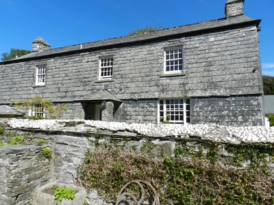 Photo for Ta Mill house- 4 bedroom cornish slate and stone house with 4 en-suites