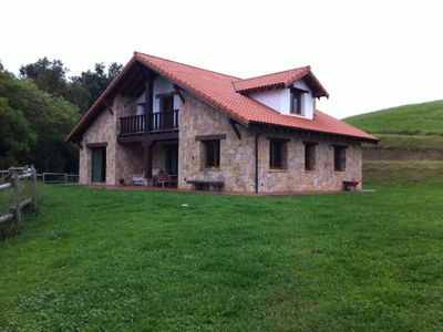 Photo for Very comfortable stone house in Cabarceno