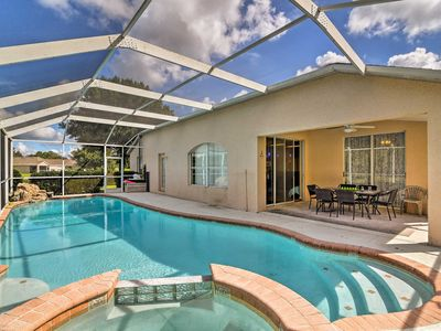 Photo for NEW! Wesley Chapel Home w/Lanai & Screened-in Pool