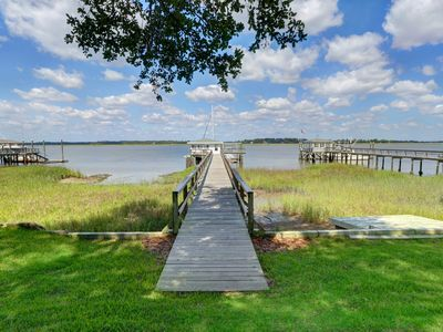 Photo for Fantastic Riverfront Home with Sleeping Space for 38!