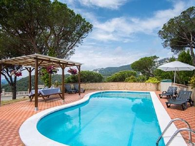 Photo for Holiday house Lloret de Mar for 9 persons with 5 bedrooms - Holiday house