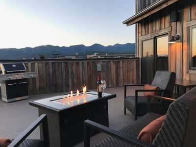 Photo for Luxury Whitefish Penthouse in Downtown Whitefish! Sleeps 6!!