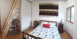 Photo for Duplex room of 25 m2 in mountain house