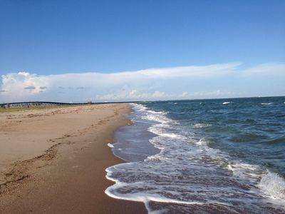 Photo for Walk to the beach from this cozy family friendly condo @ TJ's Condo Rentals,
