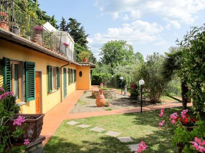 Photo for Vacation home La Collina (MFI140) in Montefiridolfi - 4 persons, 2 bedrooms