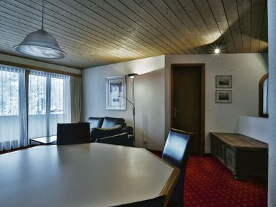 Photo for Apartment in the center of Grindelwald with Lift, Parking, Internet, Balcony (38045)
