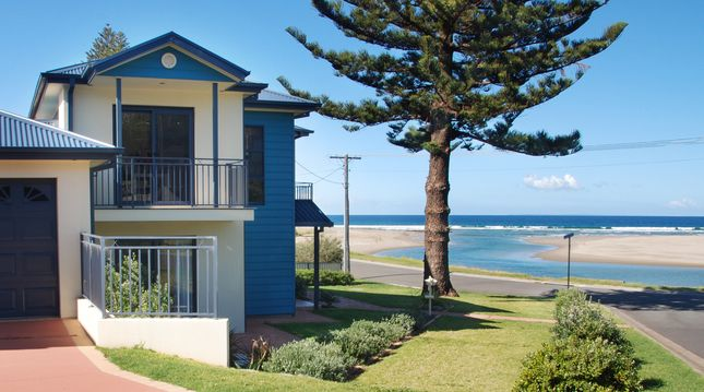 gerroa holiday house  allure