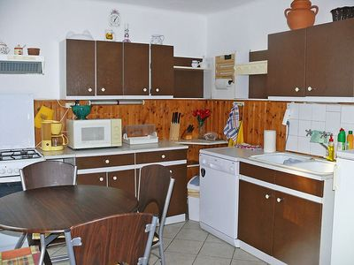 Photo for House in the center of Balatonkeresztúr with Parking, Washing machine, Garden, Terrace (452083)