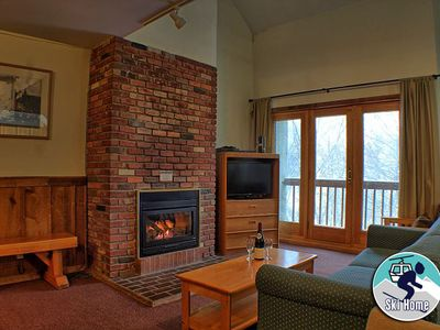 Photo for Perfectly located for that family getaway with shuttle to Slopes/Ski home