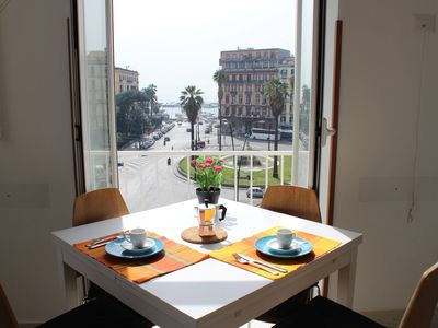Photo for Brand new, Centralissimo, panoramic and refined three-roomed apartment SPRING DISCOUNT