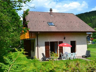 Photo for Apartment Gerardmer 5 persons all comfort near the lake and city