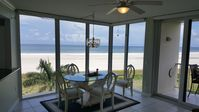 Beautiful condo. Great location and had everything needed for the month stay. Very clean condo.
