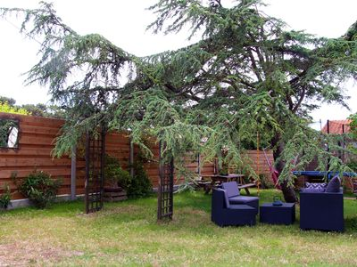 Photo for House with garden 150m from the beach North access of Lacanau Océan