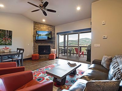 Photo for All Seasons Sanctuary @ Black Rock New 3 BR Townhouse PVT Jacuzzi