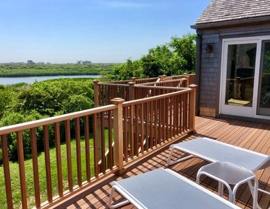 Gorgeous 4BR with breathtaking Long Pond views in Madaket