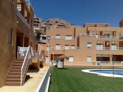 Photo for Apartment in exclusive area of Mojacar