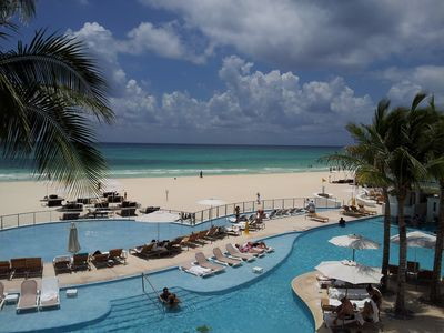 Photo for Playacar Palace, All Inclusive, Turquoise Water, White Sand, Paradise!