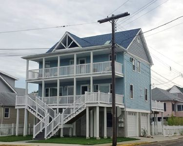 Photo for Beautiful Water-View Beach House Near Sandy Hook - Recently painted - Left Unit