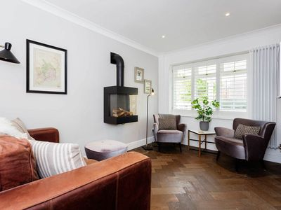 Photo for Bright and attractive 4BR 3bath house in leafy Wimbledon, by Veeve