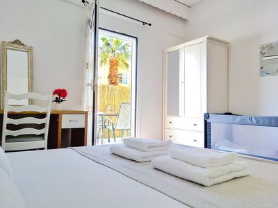 Photo for Large 100m2, luxery holiday home (renovated 2019) just outside the citycenter