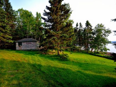 Photo for Bay-Side Cabin (Rossport by the Sea)