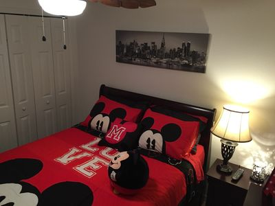 Photo for Disney Villa 5 * 3 BD Sleep 8