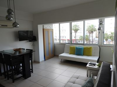 Photo for 1BR Apartment Vacation Rental in Quarteira, Faro