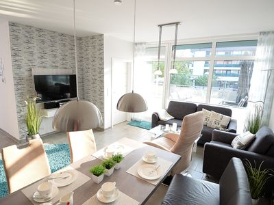 Photo for Top location, New, Superior equipment, Near the beach, Am Hafen, Internet, Barrier-free