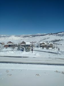 Photo for Spacious 3 BD/2 BA Townhome with Views!  Walk to the Chair Lift!
