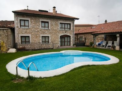 Photo for Rural apartment El Rincón de Baroja for 4 people