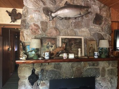 Upper Manistee Riverfront Cabin Rental close to Traverse City