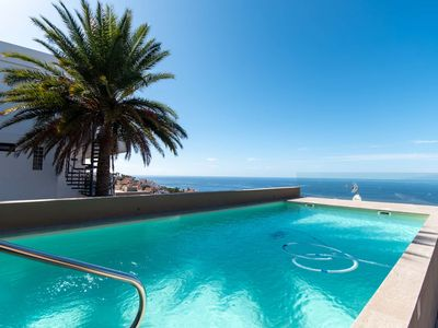 Photo for Villa Adele with private pool and amazing sea views