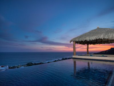 Photo for Pedregal Villa - Close to Downtown with Stunning Pacific Ocean views