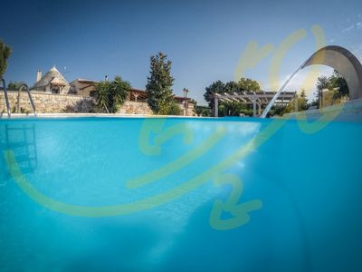 Photo for VILLA LUNA - Villa for 6 people in Castellana Grotte